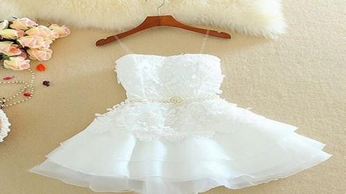 تفسير حلم فستان الزفاف في المنام
