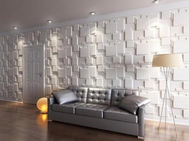 اوراق جدران 3D بالصور والاسعار