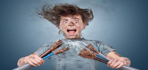 تفسير حلم اني صعقت بالكهرباء في المنام