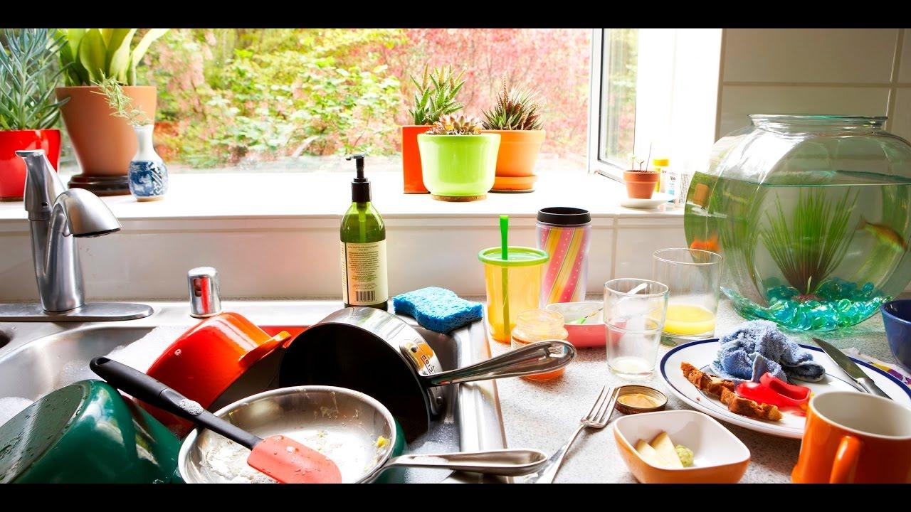 تفسير حلم المطبخ مكركب في المنام