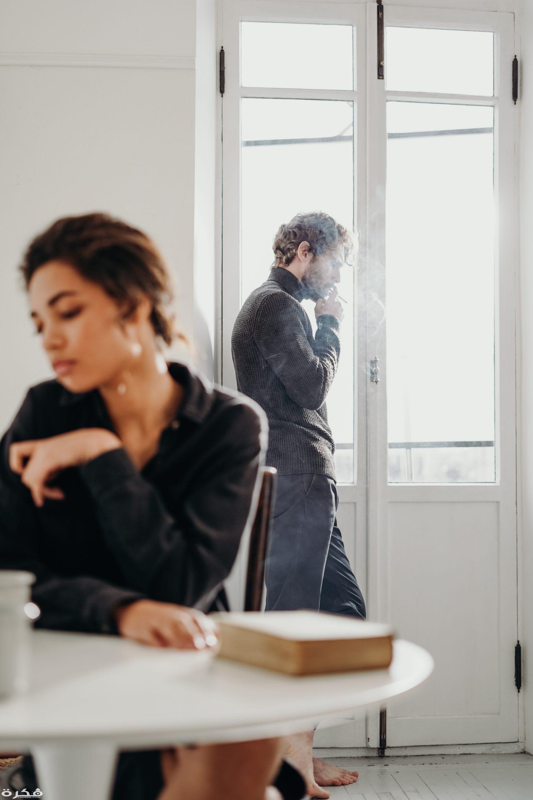 تفسير حلم ترك الزوج لزوجته في المنام