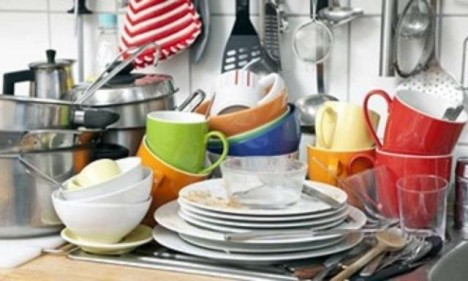 تفسير حلم مواعين المطبخ في المنام