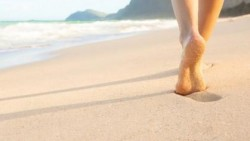 تفسير حلم المشي على رمال الشاطئ في المنام