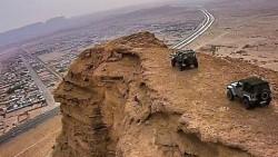 تفسير حلم صعود الجبل بالسيارة في المنام