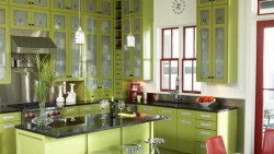 تفسير حلم المطبخ الأخضر في المنام