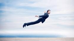 تفسير حلم شخص يطير في الهواء في المنام لابن سيرين