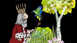 تفسير حلم رؤية الملك أو الحاكم في المنام للنابلسي
