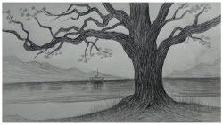 تفسير حلم رسم شجرة في المنام